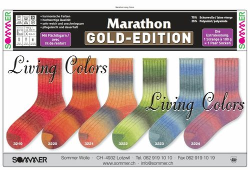 Marathon Gold-Edition 100 g