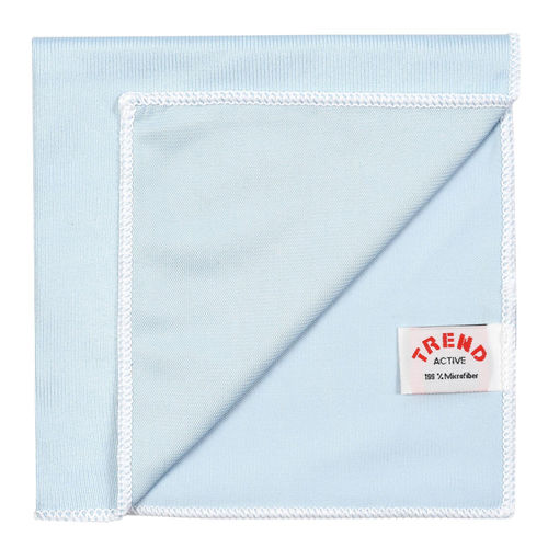 TREND Active Fenstertuch blau 35 x 35 cm